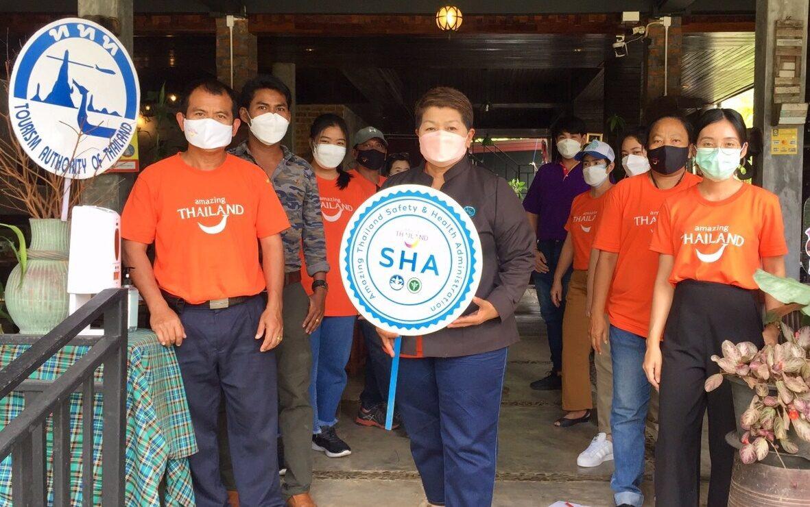 ททท.สุราษฎร์ จัดกิจกรรม Clinic SHA สัญจร พนม-บ้านตาขุน กระตุ้นท่องเที่ยวไทย