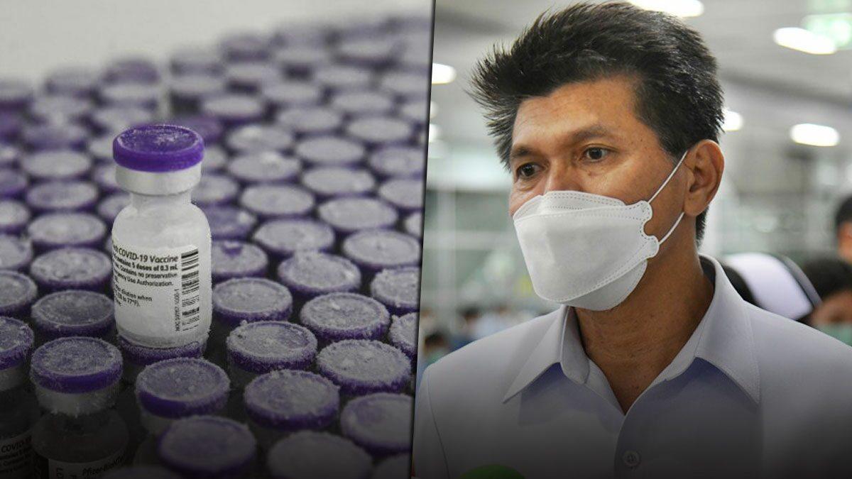 มาอีก 2 ล้านโดส 'สาธิต' ยันวัคซีนไฟเซอร์ เข้าไทย 29 ก.ย.ทยอยฉีดเด็ก 12-18 ปี