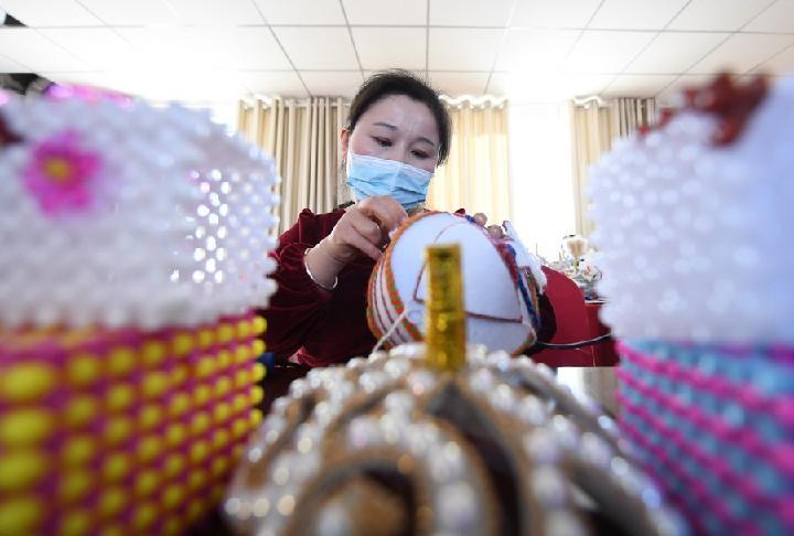 'ซินเจียง' เพิ่มตำแหน่งงาน 'เขตเมือง' กว่า 2.3 ล้านอัตราใน 5 ปี