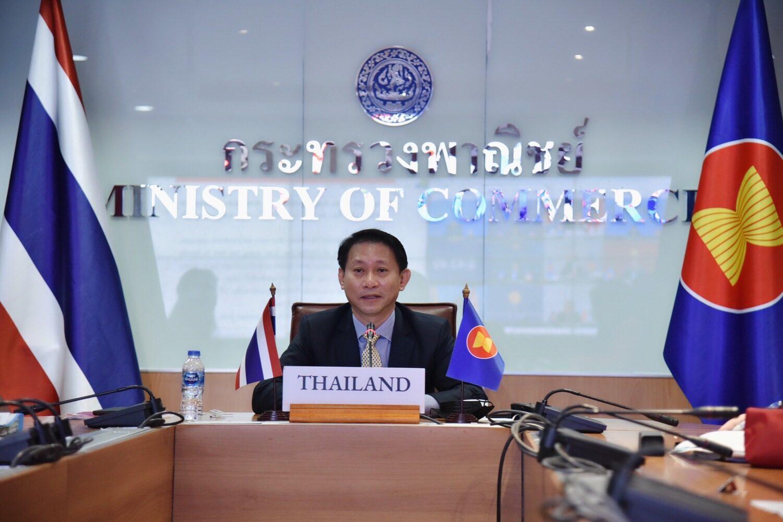 รัฐมนตรีเศรษฐกิจอาเซียน-สหรัฐฯ เคาะแผนความร่วมมือการค้าการลงทุนฉบับใหม่
