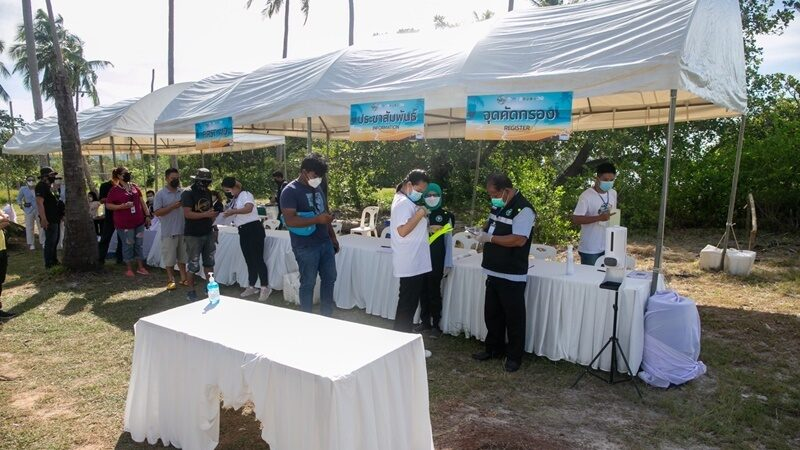 ททท. คุมเข้มเที่ยวปลอดภัย Thailand SHA SHA SHA : The Memory @ Phuket Krabi PhangNga ปิดทุกจุดเสี่ยง