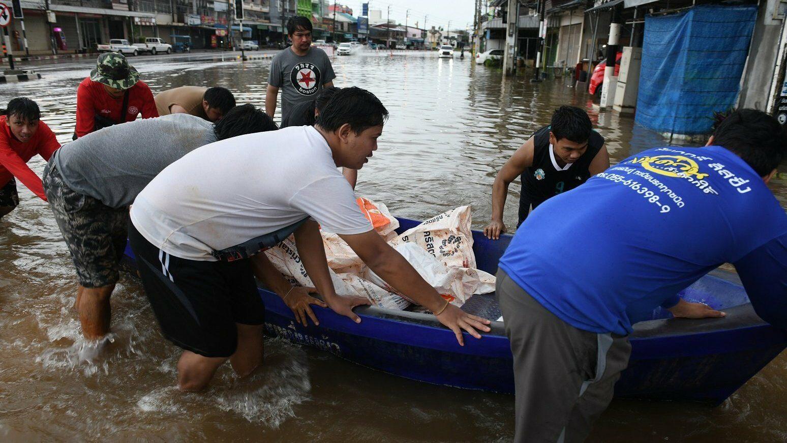 ชาวบ้านเผยสภาพความยากลำบาก หลังน้ำท่วมในชัยภูมิ
