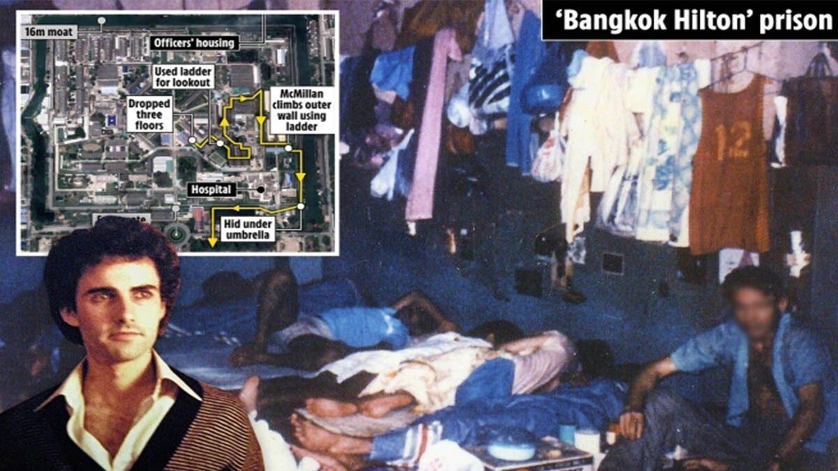 อดีตนักโทษ เผยนาทีระทึก หนีคุกไทย ใช้เลื่อยตัดเหล็ก นิตยสารโป๊ และร่ม!!