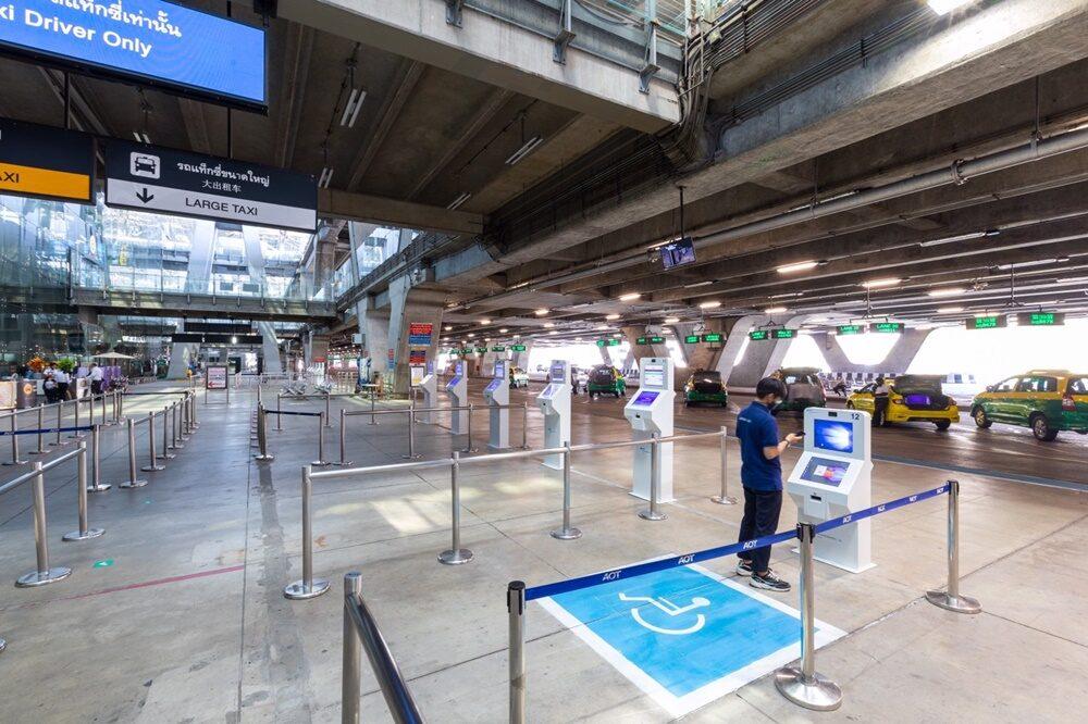 สนามบินสุวรรณภูมิ เดินหน้าปรับปรุงสิ่งอำนวยความสะดวก เตรียมพร้อมรับนักท่องเที่ยวทั่วโลก