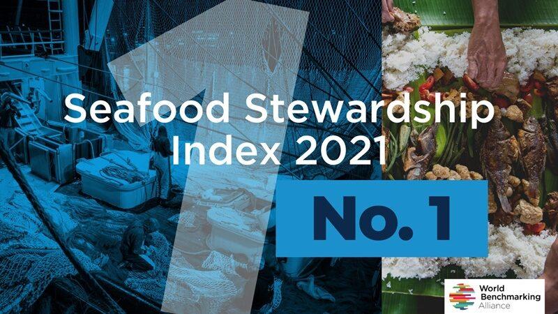 ไทยยูเนี่ยนขึ้นแท่นอันดับ 1 ของดัชนี Seafood Stewardship Index 2 ปีซ้อน