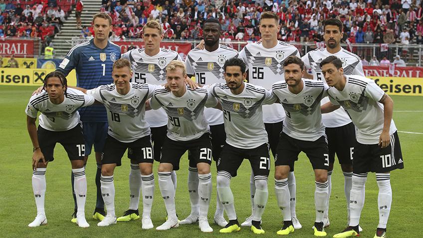 OFFICIAL : ซาเน่หลุด! เยอรมัน ประกาศ 23 คนสุดท้ายลุย ฟุตบอลโลก 2018