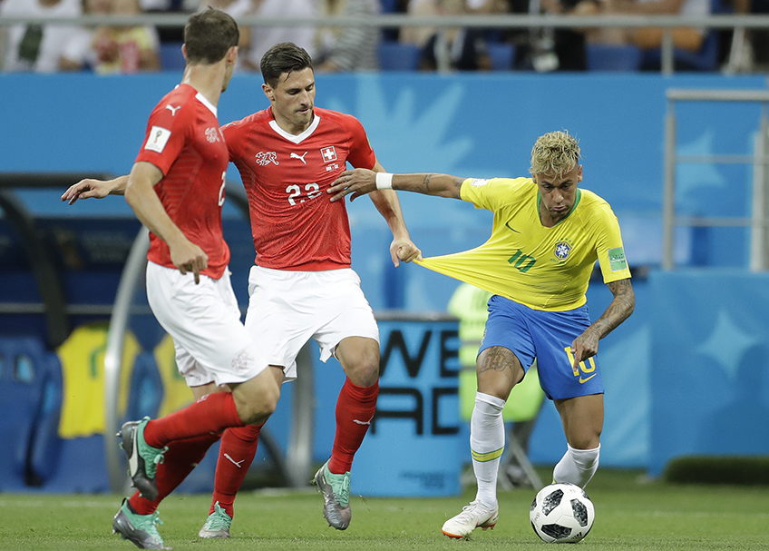 Fabian Schaer,Neymar