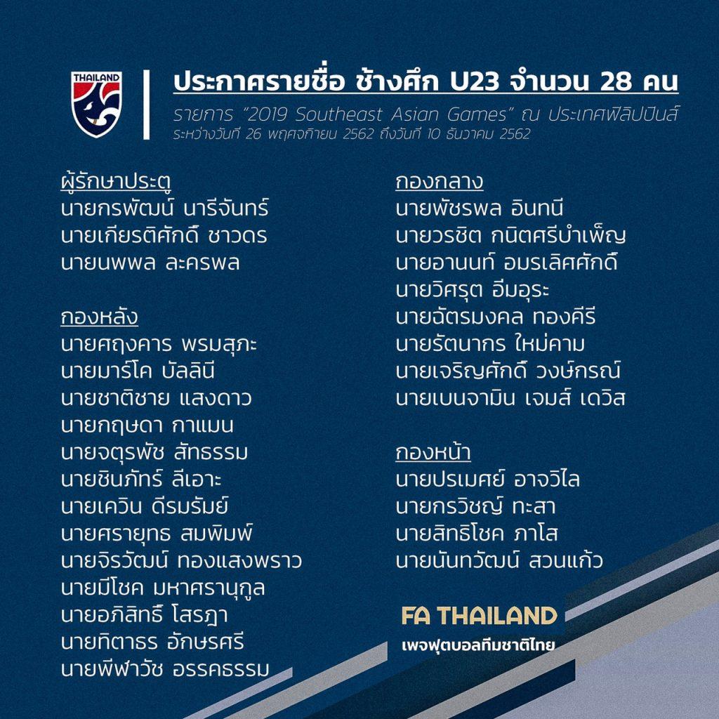 ไทย U-23