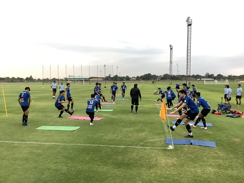 ทีมชาติไทยชุดซีเกมส์