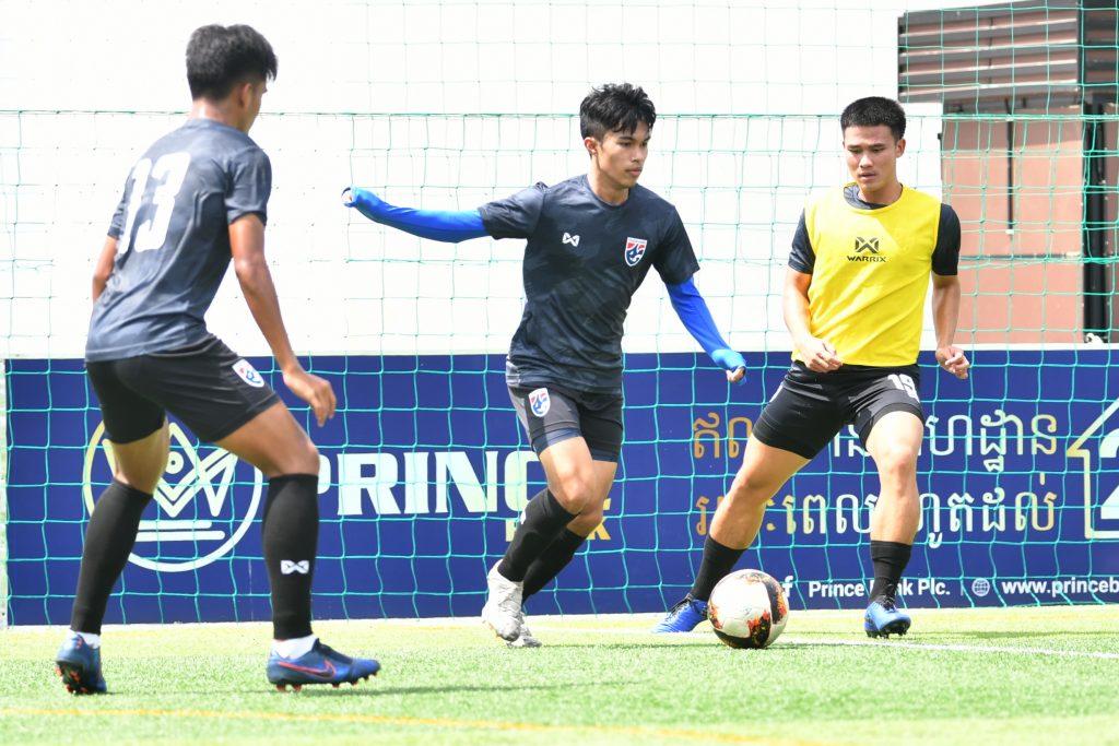 ฟุตบอลทีมชาติไทย ยู-19, ฟุตบอลชิงแชมป์เอเชีย ยู-19