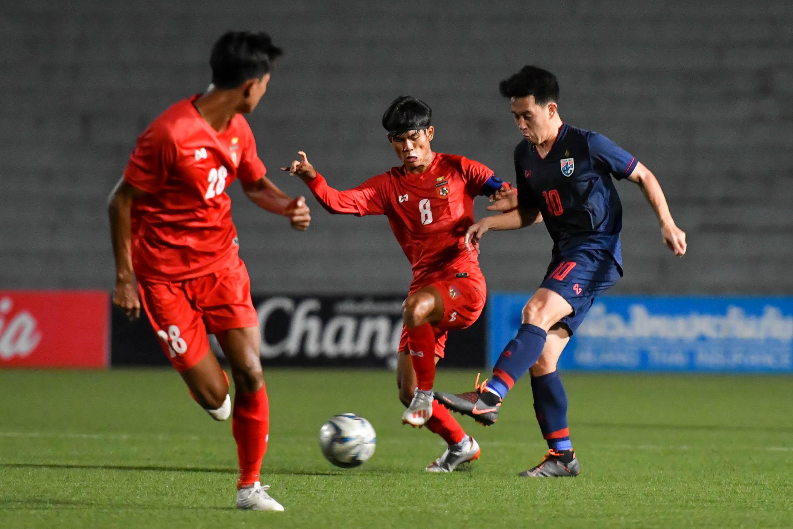 วรชิต กนิตศรีบำเพ็ญ ทีมชาติไทยชุดซีเกมส์