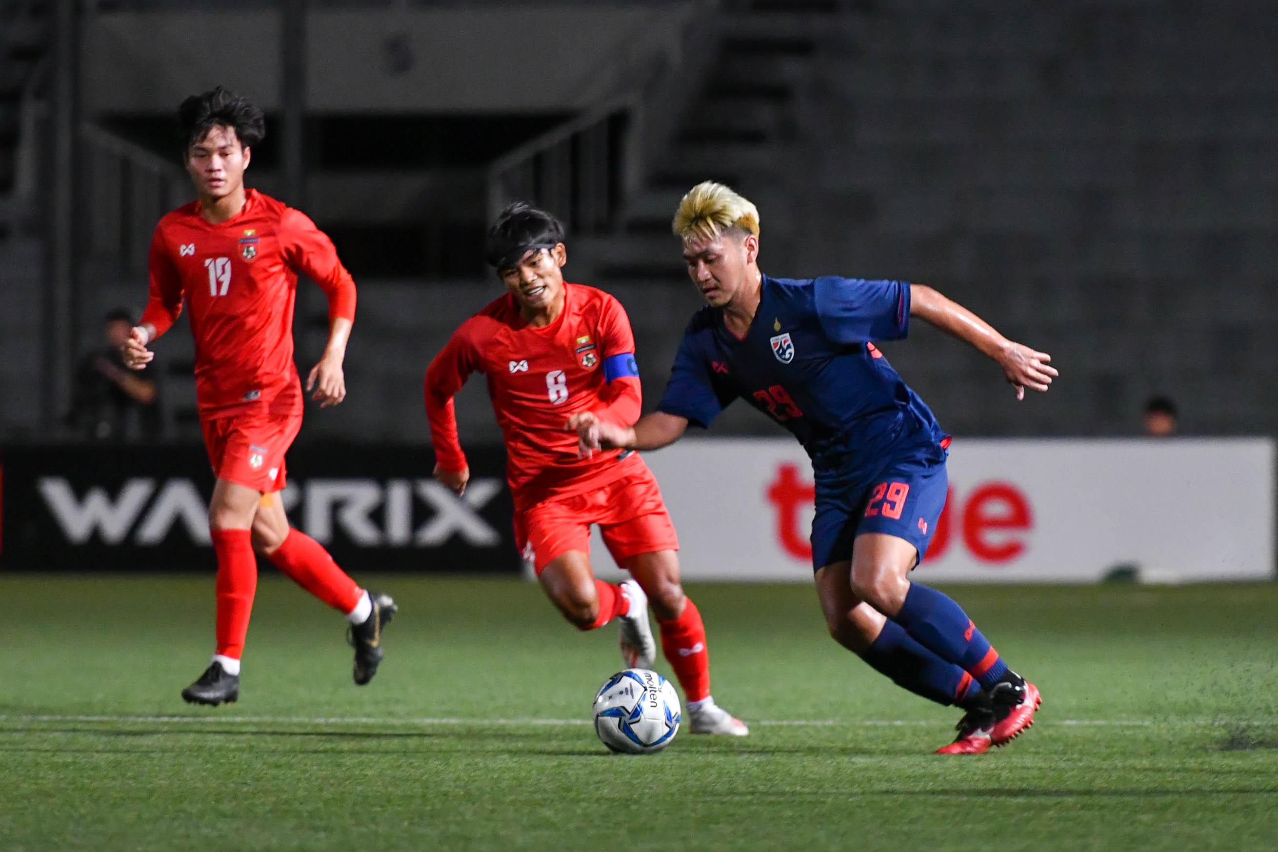 สิทธิโชค ภาโส ทีมชาติไทยชุดซีเกมส์