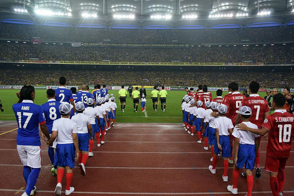 ทีมชาติไทย ทีมชาติมาเลเซีย
