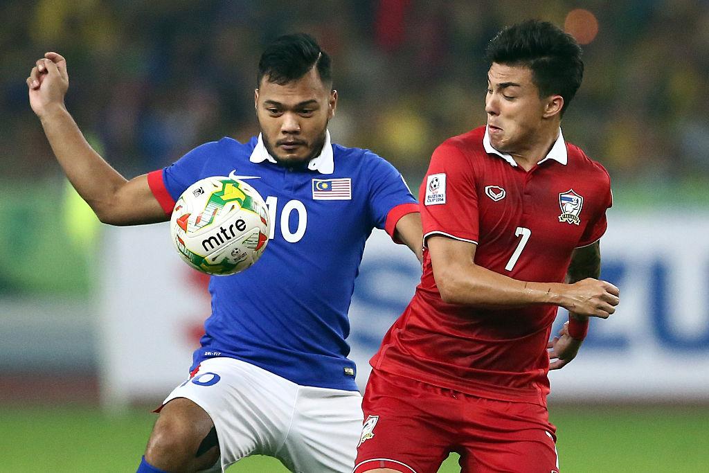 ชาริล ชัปปุยส์ ทีมชาติไทย