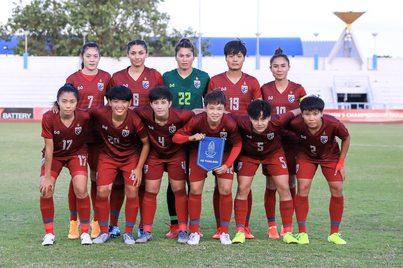 ฟุตบอลหญิงทีมชาติไทย ชบาแก้ว