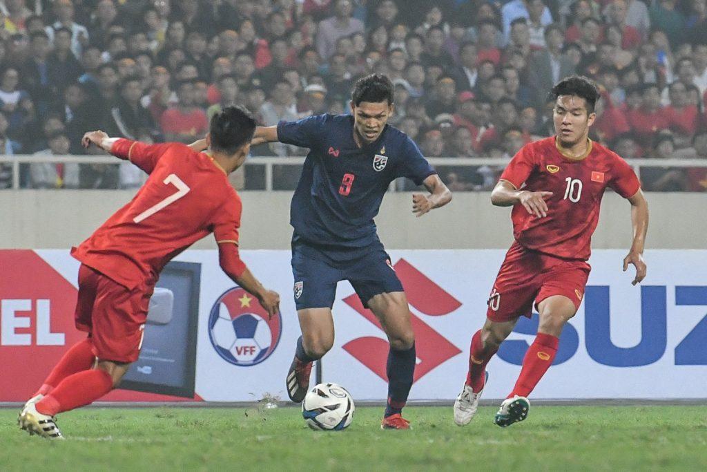 ศุภชัย ใจเด็ด ทีมชาติไทย เวียดนาม