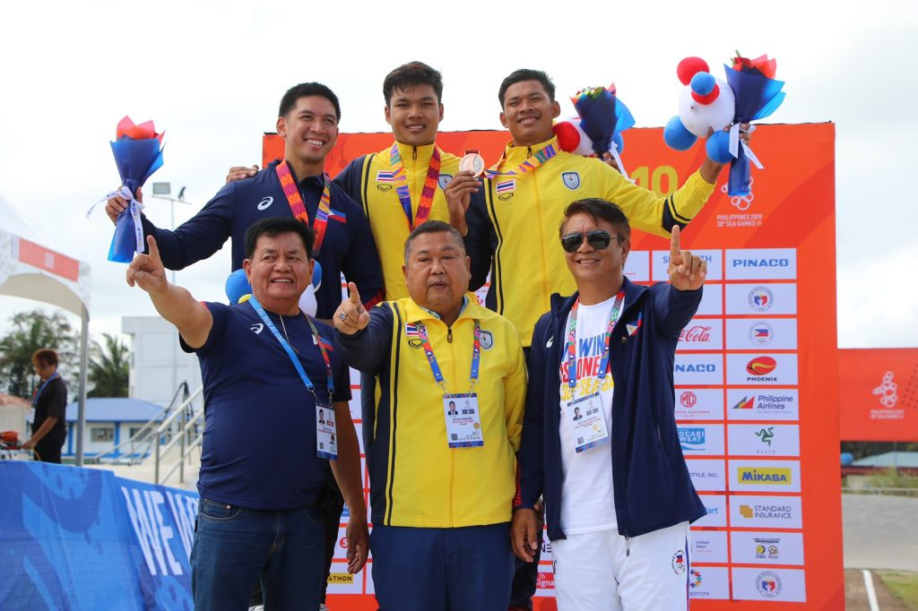ซีเกมส์ 2019, ทีมชาติไทย, ทรูเชียร์ไทย, จักรยาน, โกเมธ สุขประเสริฐ