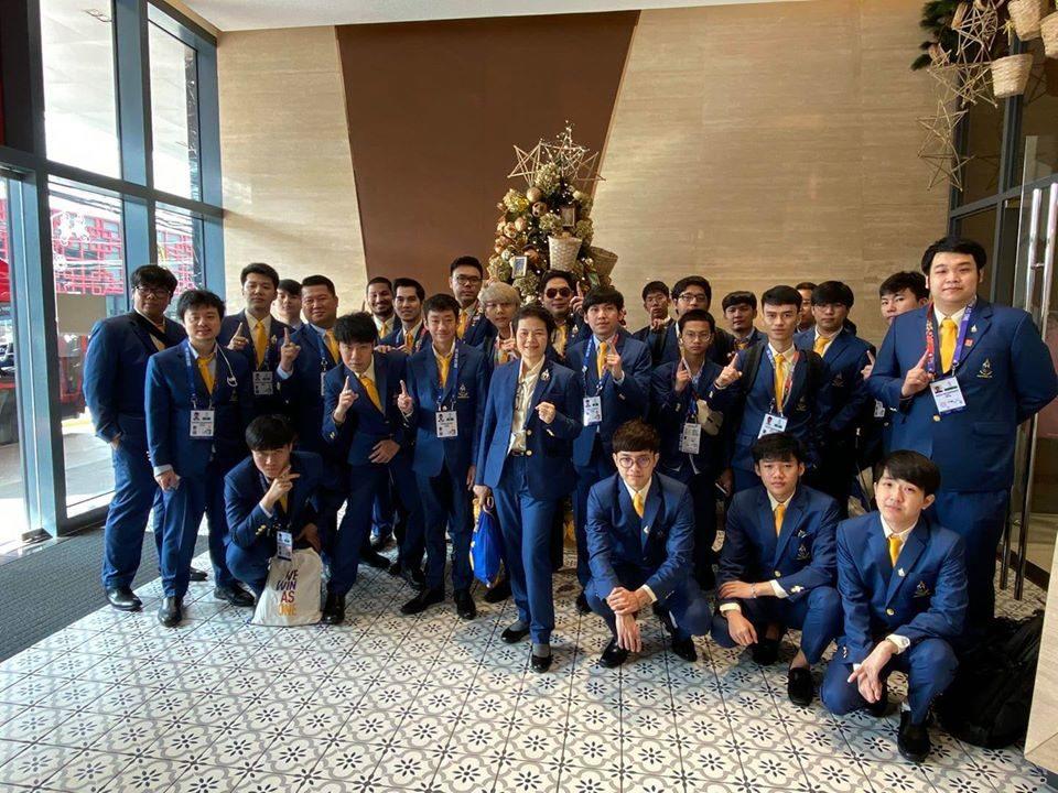 ซีเกมส์ 2019, ทีมชาติไทย, ทรูเชียร์ไทย, อีสปอร์ต, สันติ โหลทอง