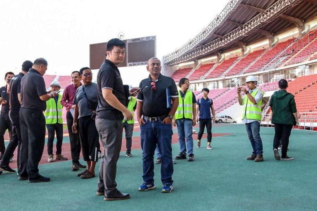 ฟุตบอล, ช้างศึก, ทีมชาติไทย, ซีเกมส์ 2019, ยิงเต็มข้อ, บับเบิ้ล