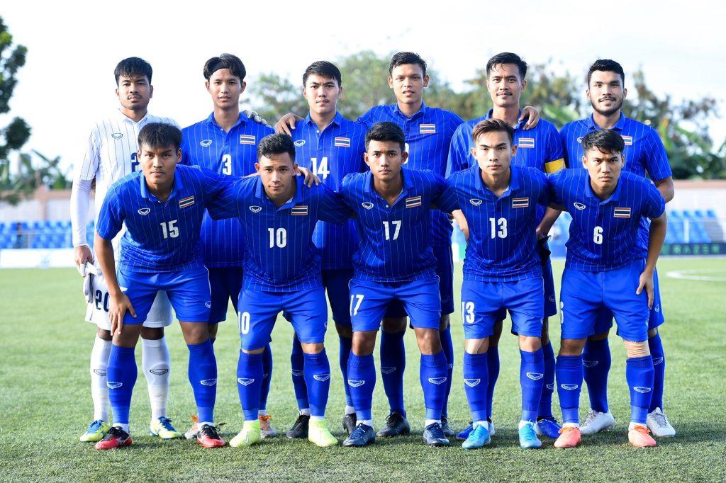 ฟุตบอล, ช้างศึก, ทีมชาติไทย, ซีเกมส์ 2019, ยิงเต็มข้อ, บับเบิ้ล, นิชิโนะ