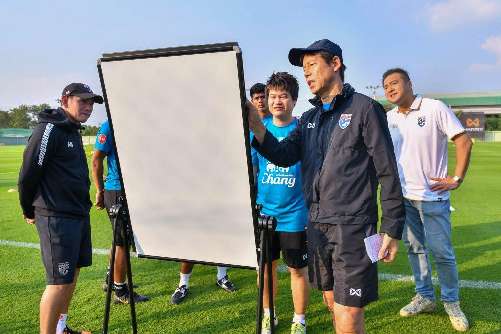ทีมชาติไทย นิชิโนะ