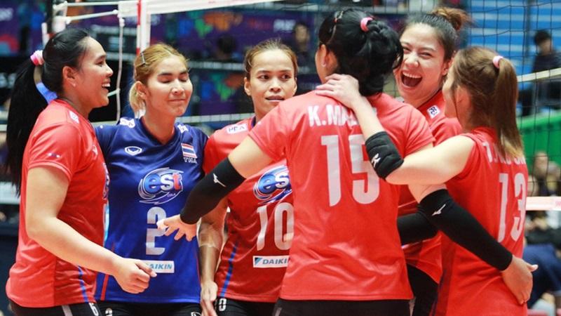 Road To Tokyo! เช็คโปรแกรมทีมลูกยางสาวไทยล่าตั๋วโอลิมปิก 2020 พร้อมช่องถ่ายทอดสด