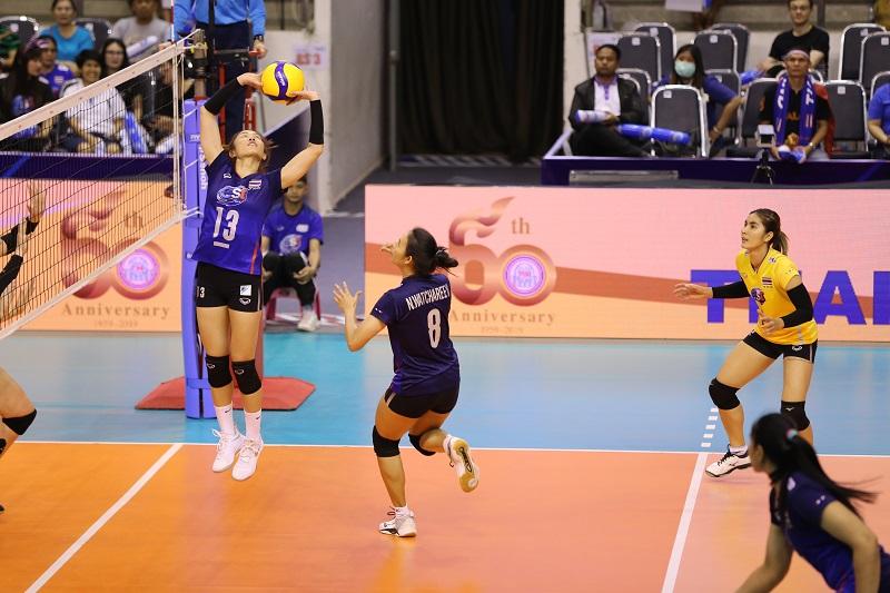 วอลเลย์บอลหญิง, ทีมชาติไทย, ออสเตรเลีย, รอบคัดเลือก, โตเกียว 2020, นครราชสีมา, ชาติชายฮอลล์
