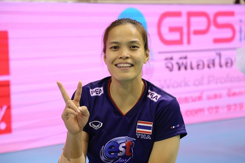วอลเลย์บอลหญิง, ทีมชาติไทย, รอบคัดเลือก, โตเกียว 2020, นครราชสีมา, ชาติชายฮอลล์, โอลิมปิก, นานามิ, ปลิ้มจิตร์ ถินขาว, วิลาวัณย์ อภิญญาพงศ์