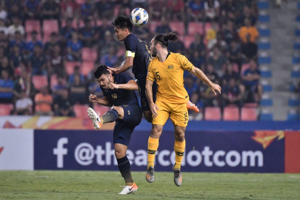 ทีมชาติไทย พบ ออสเตรเลีย