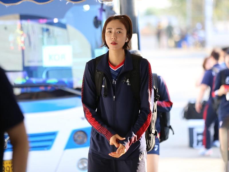 วอลเลย์บอลหญิง, ทีมชาติไทย, เกาหลีใต้, รอบคัดเลือก, รอบชิงชนะเลิศ, โตเกียว 2020, นครราชสีมา, ชาติชายฮอลล์