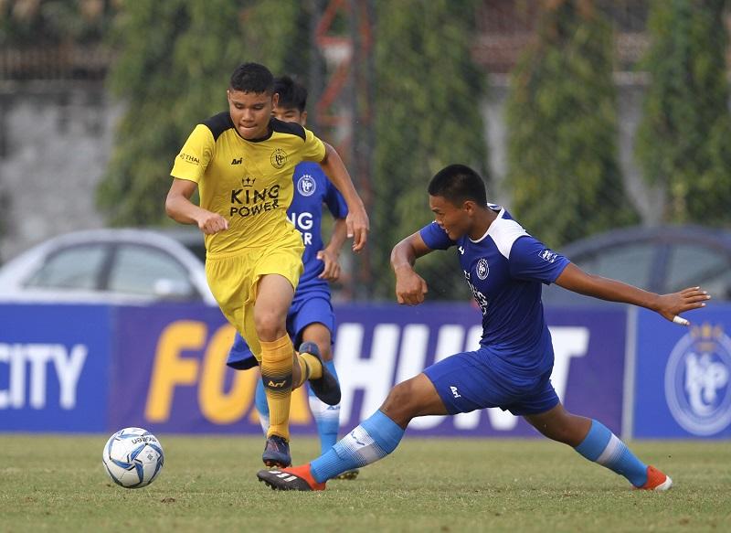 คิง เพาเวอร์, คิง เพาเวอร์ คัพ 2019/20, รอบ 16 ทีมสุดท้าย, ฟุตบอล, ฟุตบอลเยาวชน, ชิงชนะเลิศประเทศไทย, รอบรองชนะเลิศ