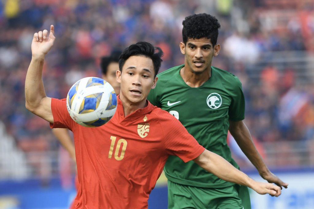 ทีมชาติไทย พบ ซาอุดีอาระเบีย