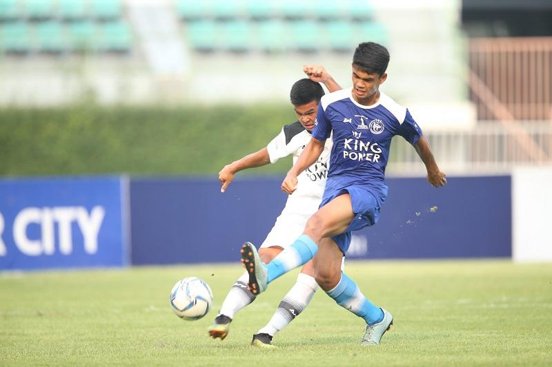 คิง เพาเวอร์, คิง เพาเวอร์ คัพ 2019/20, รอบ 16 ทีมสุดท้าย, ฟุตบอล, ฟุตบอลเยาวชน, ชิงชนะเลิศประเทศไทย, รอบชิงชนะเลิศ, โรงเรียนกีฬาสุพรรณบุรี