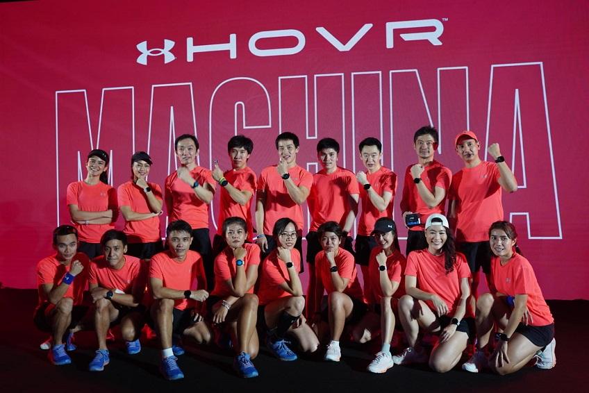 UA Run Crew