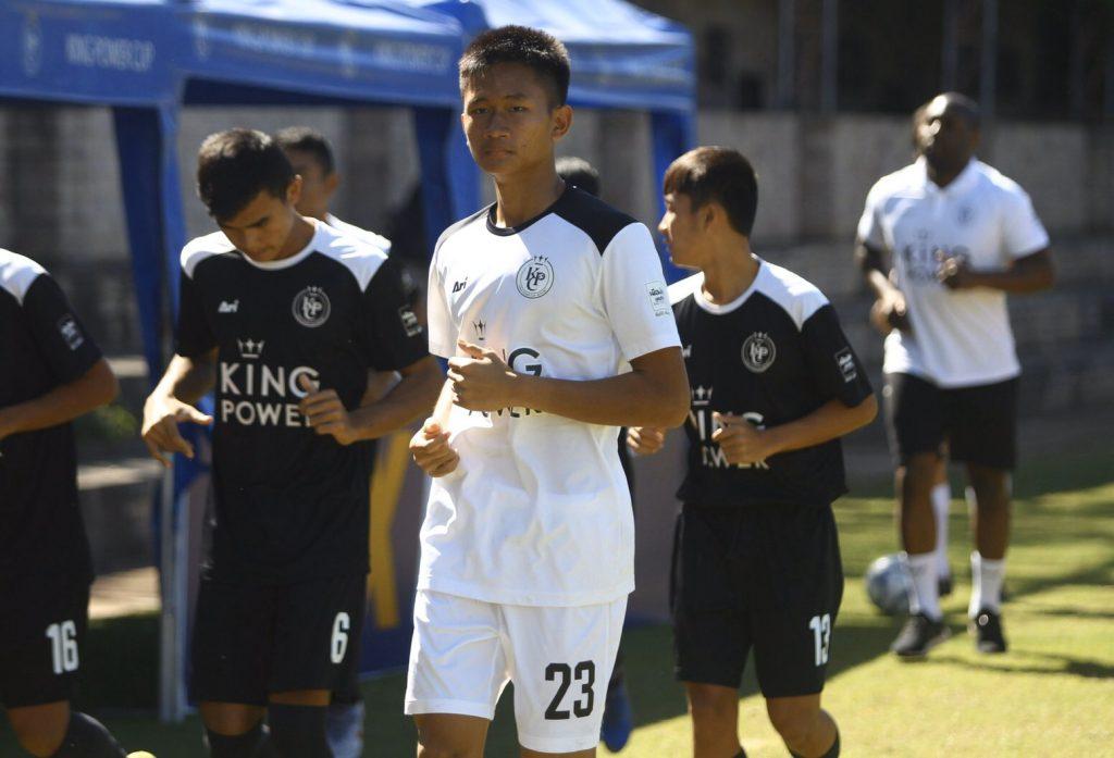 คิง เพาเวอร์, คิง เพาเวอร์ คัพ 2019/20, ฟุตบอล, ฟุตบอลเยาวชน, ฟ็อกซ์ ฮันท์ รุ่นที่ 5