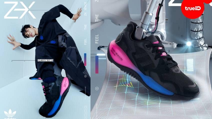 รองเท้าวิ่ง adidas ZX ALKYNE