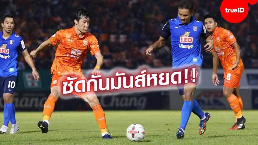 สรุปผล ไฮไลท์การยิงประตูทุกคู่ ศึกไทยลีก 2020