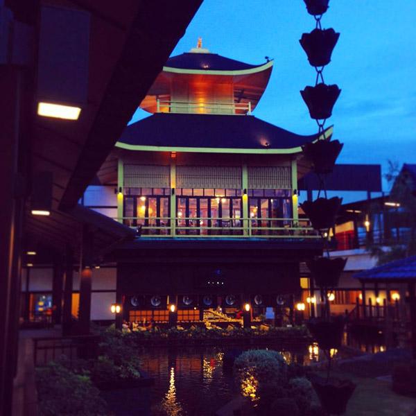 เที่ยวญี่ปุ่น ในเมืองไทย J-Park ศรีราชา ช้อปปิ้งมอลล์สุดชิลล์