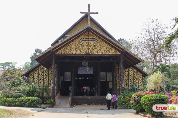 โบสถ์คริสต์ บ้านซ่งแย้-3