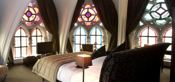 Martin's Patershof Church Hotel, Mechelen