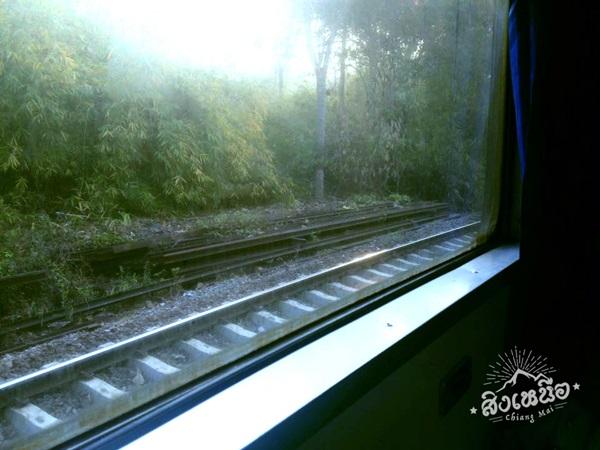 แบกเป้ขึ้นรถไฟไปเชียงใหม่ 05