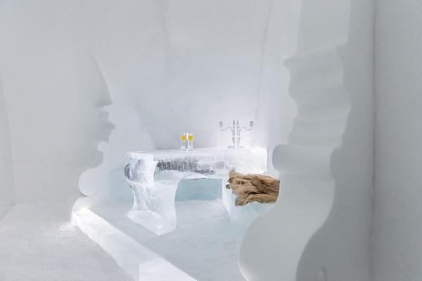 โรงแรมน้ำแข็ง Ice Hotel 04