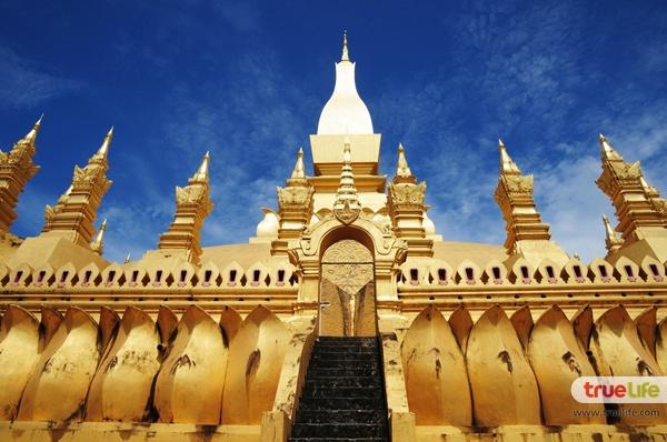 Wat Phra That Luang, Vientiane 3