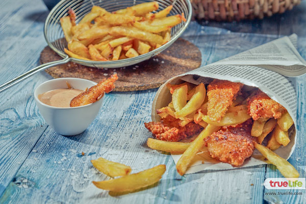 9.Fish and Chips