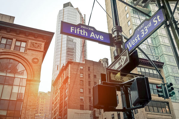 1.Fifth Avenue