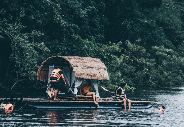 Rafting Kanchanaburi