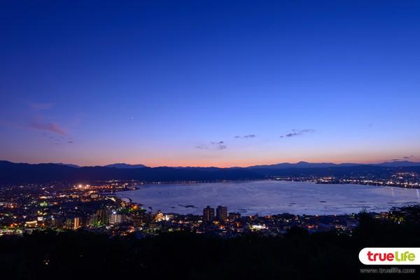 suwa-lake