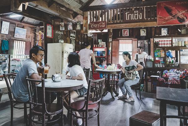 old market thailand