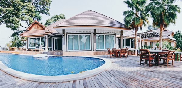 Pool Villa Pattaya