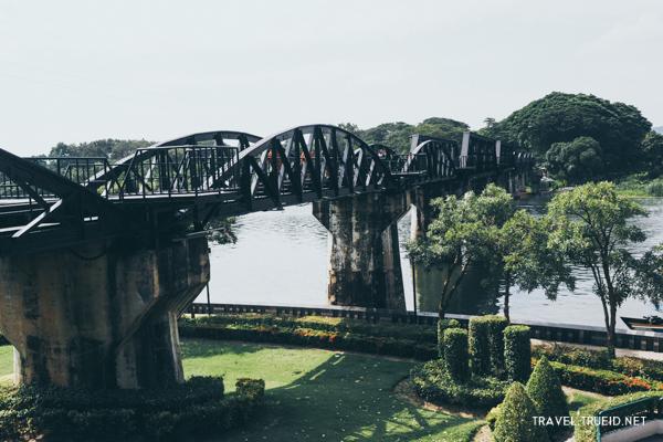 The Bridge of River Kwai